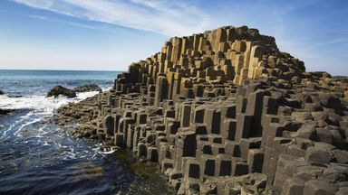 May 30, 2009, Antrim, Ireland: Giant's Causeway; County Antrim, Ireland (Credit Image: © Patrick Swan/Design Pics via ZUMA Wire)